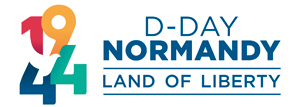 logo D DAY NORMANDY H