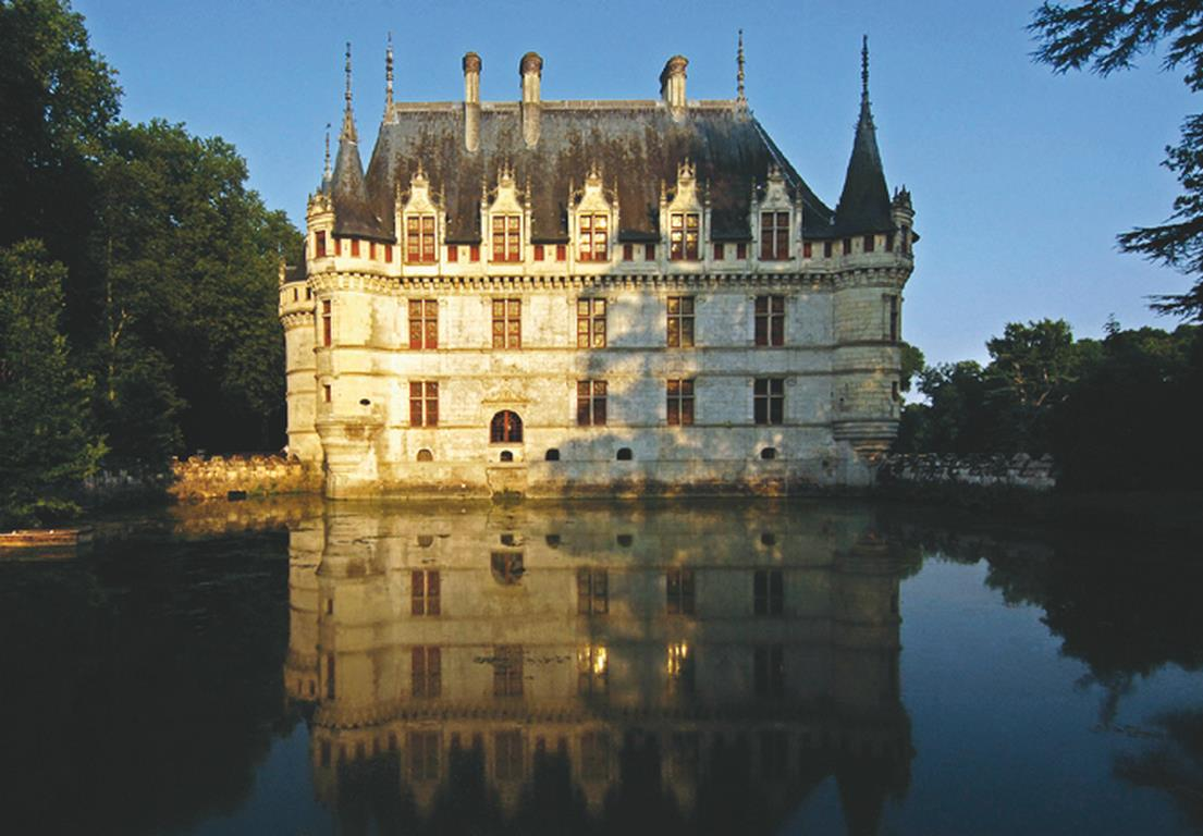 AZAY LE RIDEAU - Normandy Sightseeing Tours, local company to the D ...