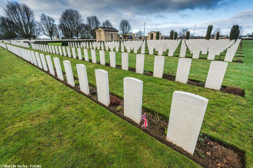 Bayeux commonwealth cemetery