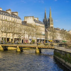 Traditional faience has been produced in Quimper for over 300 years