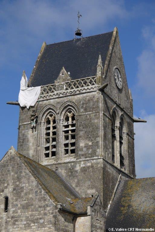 Sainte-Mère-Eglise church