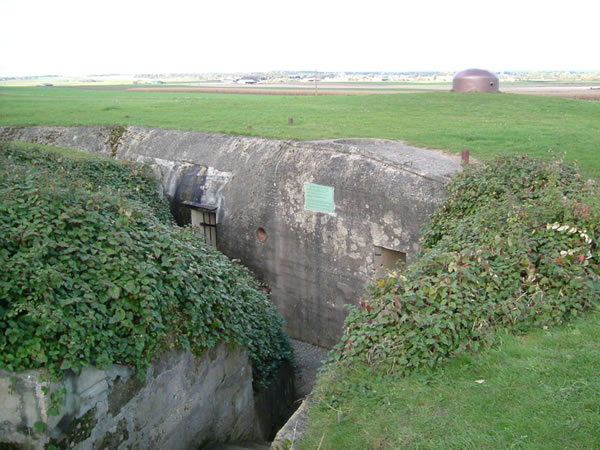 Hillman Bunkers