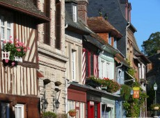 New group tour to Honfleur and the Pays d'Auge