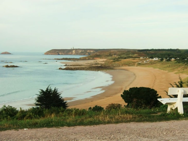THE BRITTANY COAST