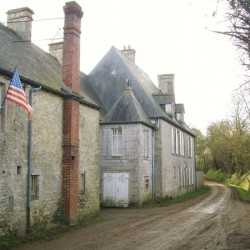 « Band of brothers » Brecourt manor